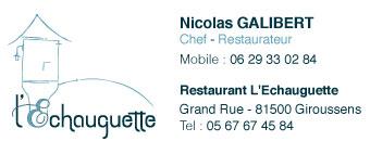 Restaurant l'Echauguette