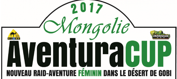 Logo aventura cup mongolie 2017