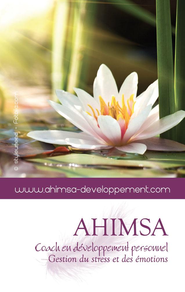 Ahimsa - Patricia BRIQUET