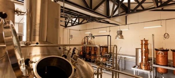 Distillerie Castan à Villeneuve sur Vère